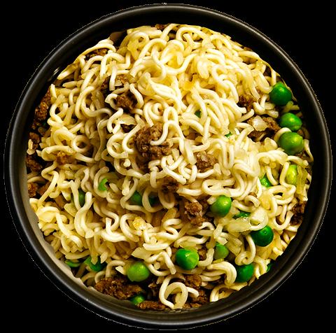 Zesty Ramen Noodle Soup