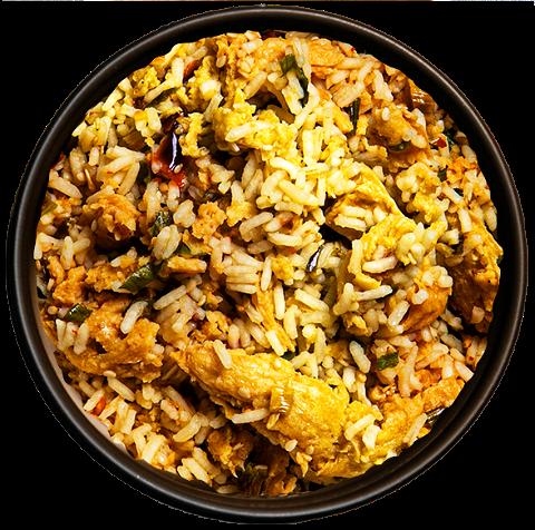 General Tsoy's Mountain Rice