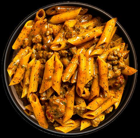 Trail-Ready Beef Lasagna